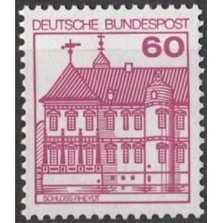 Vokietija 1979. Pilis