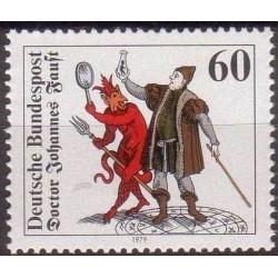 Germany 1979. Doctor Faustus