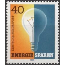Vokietija 1979. Energijos...