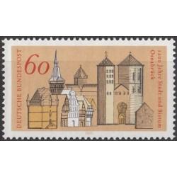 Vokietija 1980. Miestų...