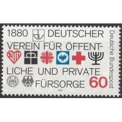 Germany 1980. Social care
