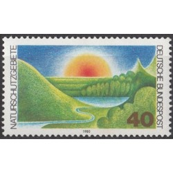 Vokietija 1980. Aplinkos...