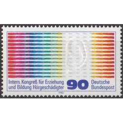 Vokietija 1980. Medicinos...