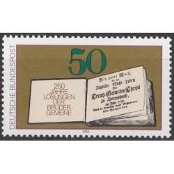 Vokietija 1980. Knygų leidyba