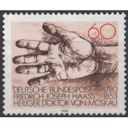 Germany 1980. Holy doctor...