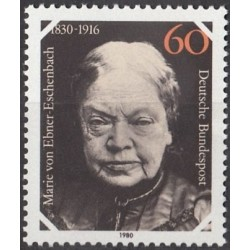Vokietija 1980. Rašytoja