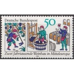 Germany 1980. Winemaking