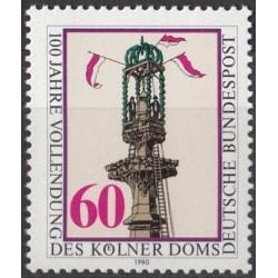 Vokietija 1980. Architektūra