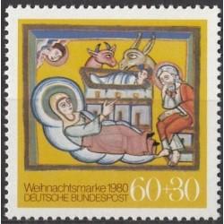 Germany 1980. Christmas