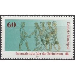 Germany 1981. International...