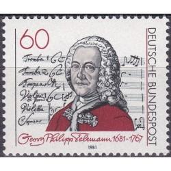 Germany 1981. Georg Philipp...