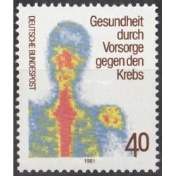Vokietija 1981. Sveikatos...
