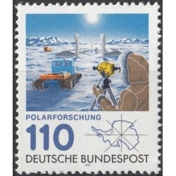 Germany 1981. Polar research