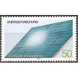 Germany 1981. Solar energy