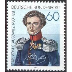 Germany 1981. Carl von...