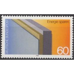Vokietija 1982. Energijos...