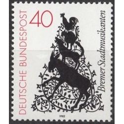 Vokietija 1982. Bremeno...