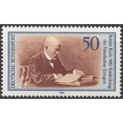 Germany 1982. Robert Koch