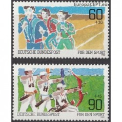 Vokietija 1982. Sportas