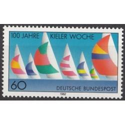 Germany 1982. Sailing
