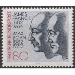 Vokietija 1982. Nobel...
