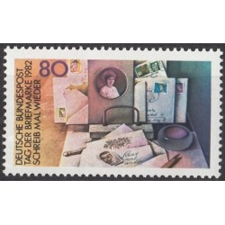Germany 1982. Stamp Day