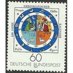 Vokietija 1982. Grigaliaus...