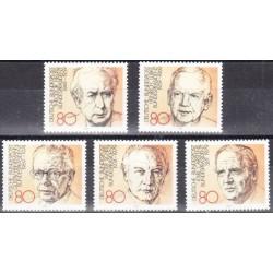 Germany 1982. Presidents