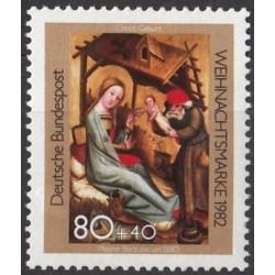 Germany 1982. Christmas