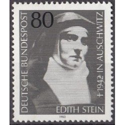 Vokietija 1983. Edita Štein...