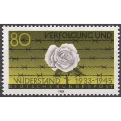 Germany 1983. Second World War