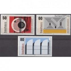 Vokietija 1983. Statybos