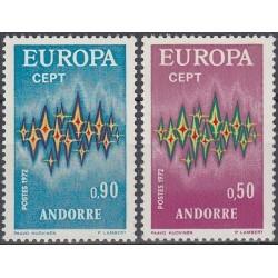 Andorra (french) 1972....