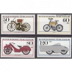 Germany 1983. Motorbikes