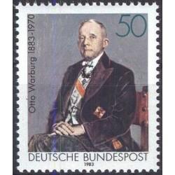 Vokietija 1983. Nobel...