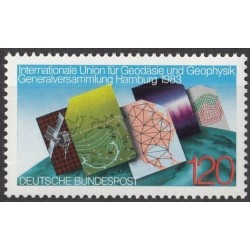 Germany 1983. Geophysics