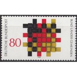 Germany 1983. Democracy