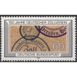Vokietija 1983. Muitinės