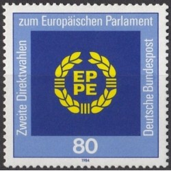 Germany 1984. Elections of...