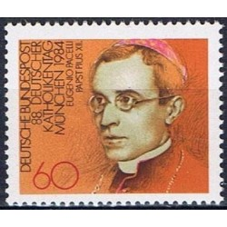 Germany 1984. Pope Pius XII