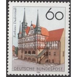 Vokietija 1984. Miestų...