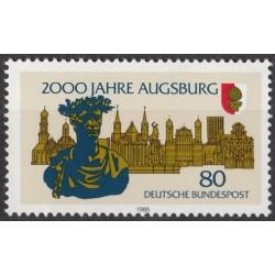 Vokietija 1985. Miestų...