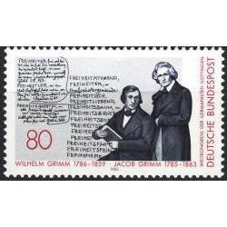 Germany 1985. Brothers Grimm