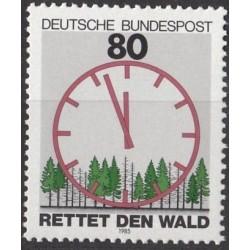Vokietija 1985. Miškų...