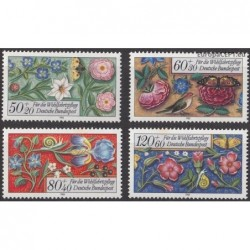 Germany 1985. Miniatures...
