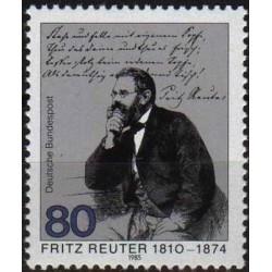 Vokietija 1985. Rašytojas