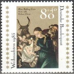 Vokietija 1985. Kalėdos