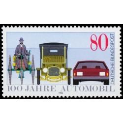Germany 1986. Vintage cars