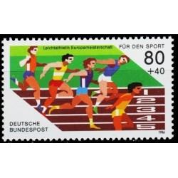 Germany 1986. Athletics