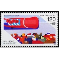 Vokietija 1986. Ledrogės